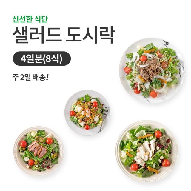신선한 샐러드 다이어트 프로그램